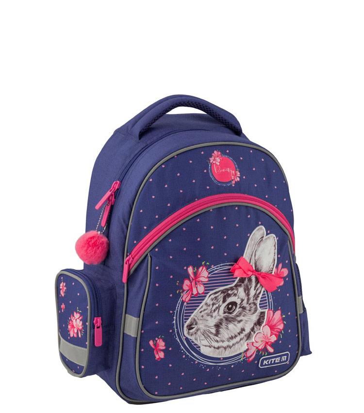 Школьный рюкзак Kite Education Fluffy bunny K19-521S