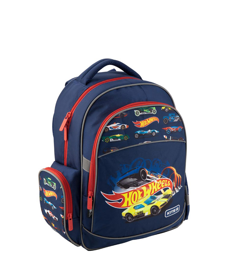 Школьный рюкзак Kite Education Hot Wheels HW19-510S