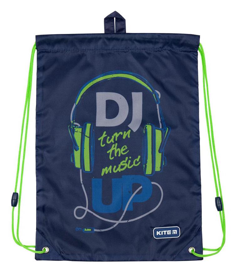 Рюкзак-мешок Kite Education Music Up K19-600S-8