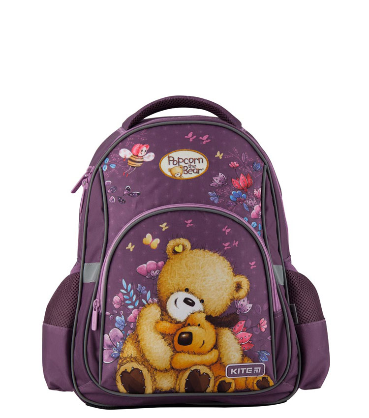 Школьный рюкзак Kite Education Popcorn the Bear PO19-518S