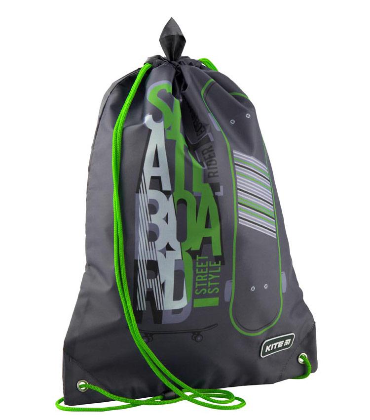 Рюкзак-мешок Kite Education Scateboard K19-600S-6