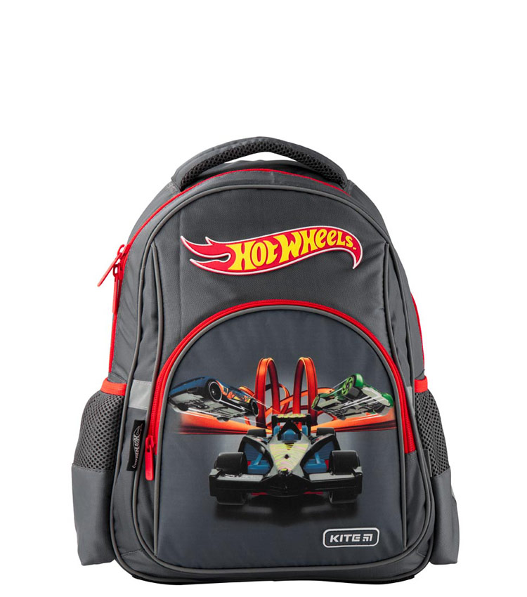 Школьный рюкзак Kite Hot Wheels HW19-513S