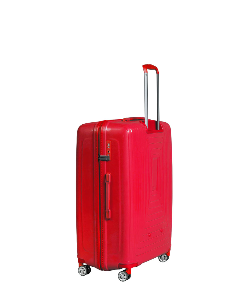 Малый чемодан L-case Moscow red ~ручная кладь~