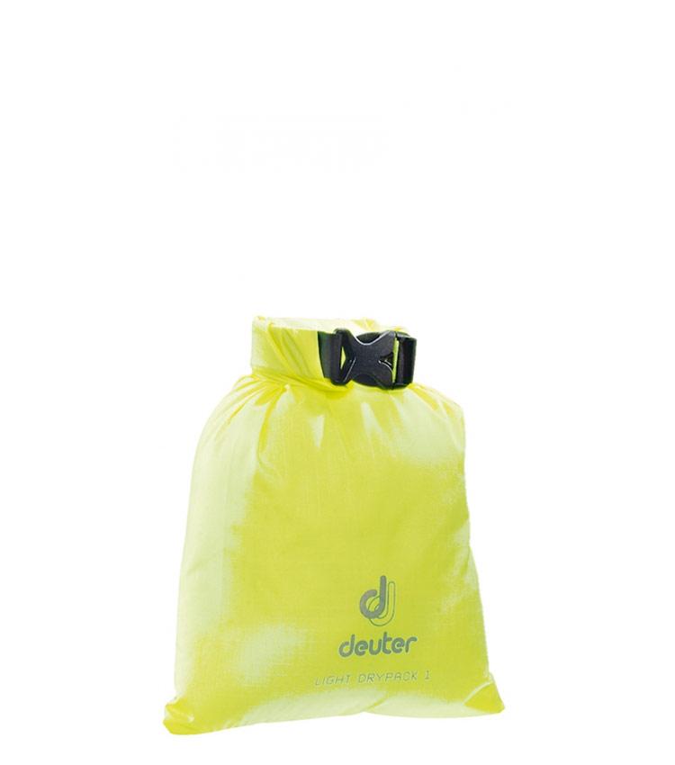 Гермомешок Deuter Light Drypack 1 neon