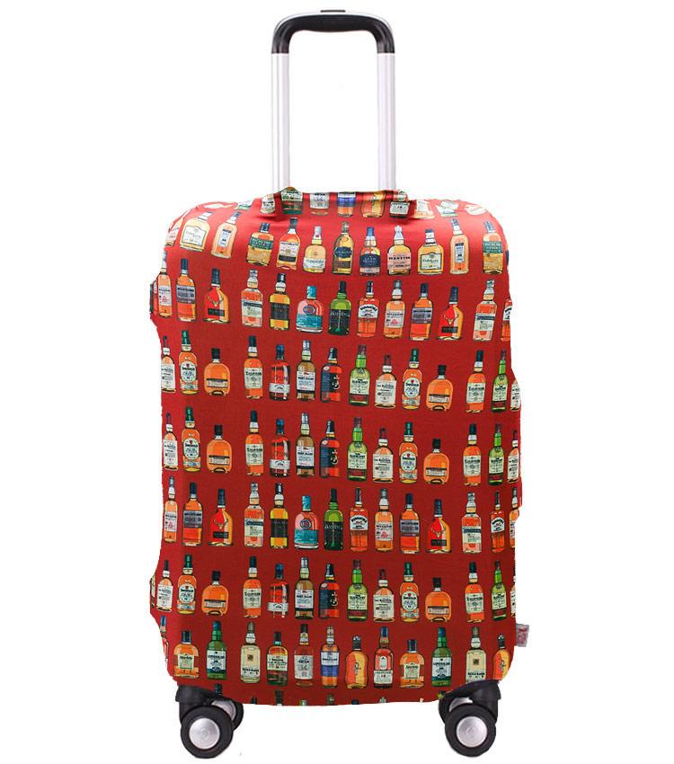 Чехол на чемодан Little Chili Whiskey ~M~ (55–67 см)