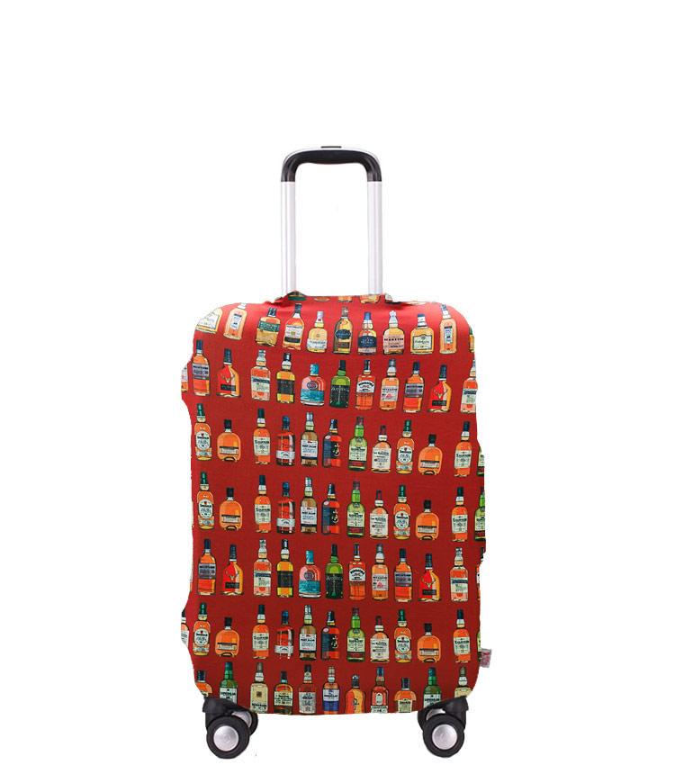 Чехол на чемодан Little Chili Whiskey ~S~ (48–56 см)