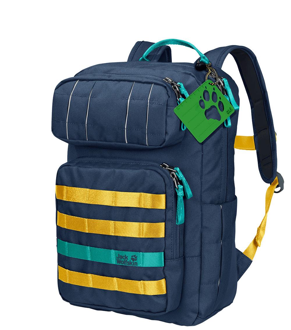 Детский рюкзак Jack Wolfskin LITTLE TRT Dark Indigo