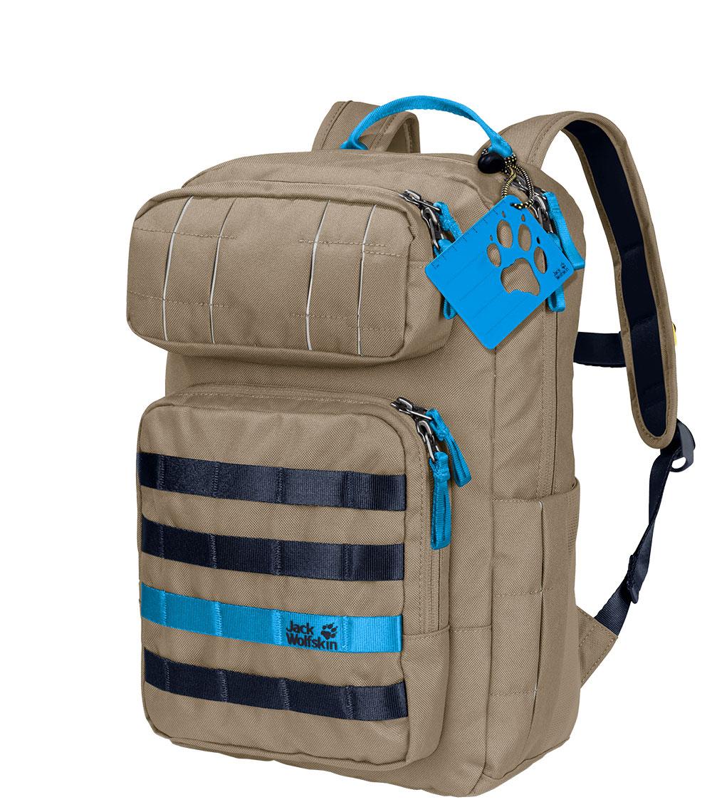 Детский рюкзак Jack Wolfskin LITTLE TRT Sand Dune