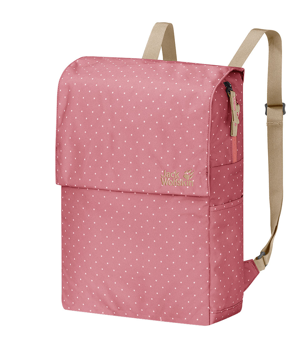 Рюкзак Jack Wolfskin LYNN PACK Rose Dots