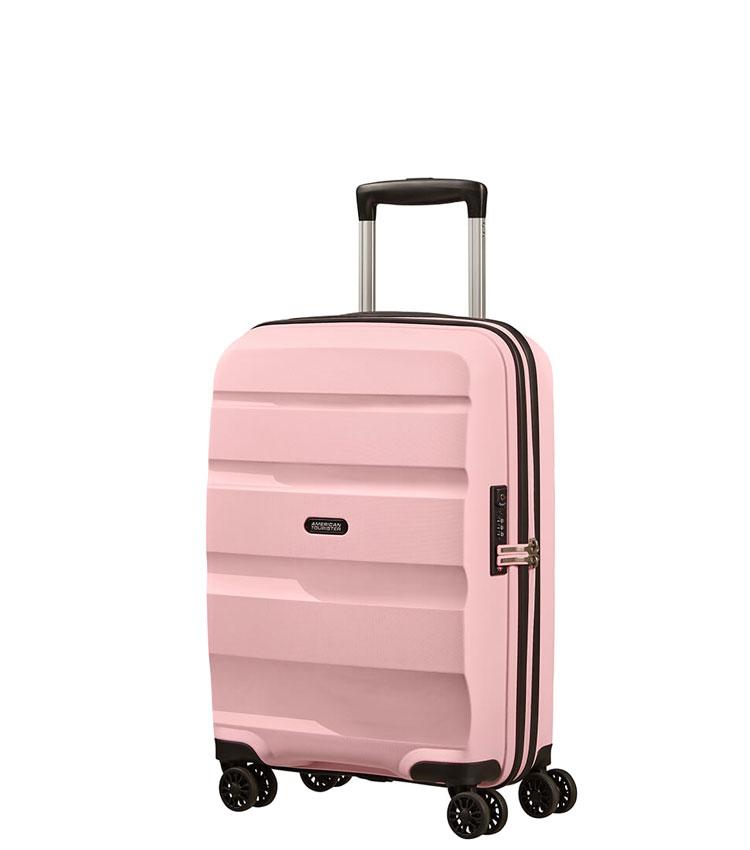 Малый чемодан American Tourister BON AIR DLX MB2*02001 (55 см) ~ручная кладь~ Cherry Blossoms
