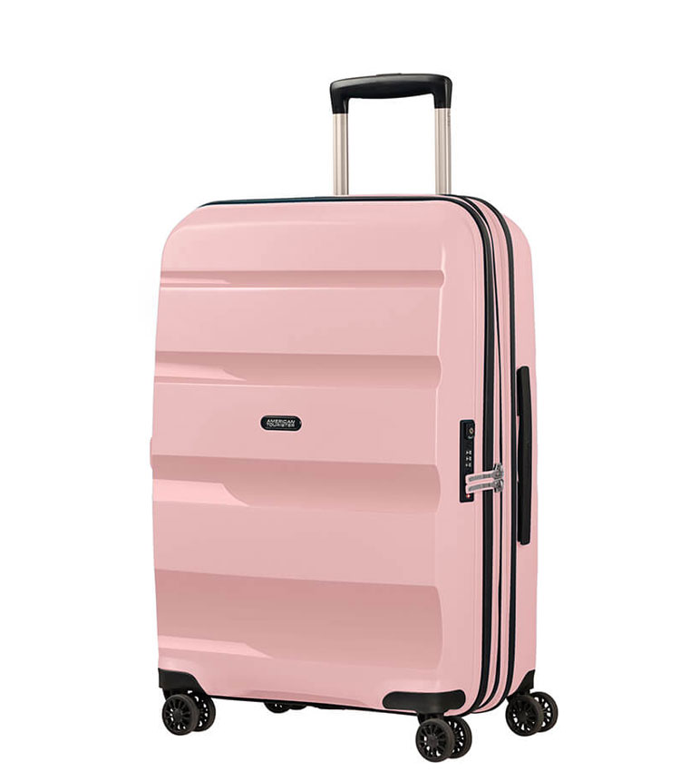 Средний чемодан American Tourister BON AIR DLX MB2*02002 (66 см) - Cherry Blossoms