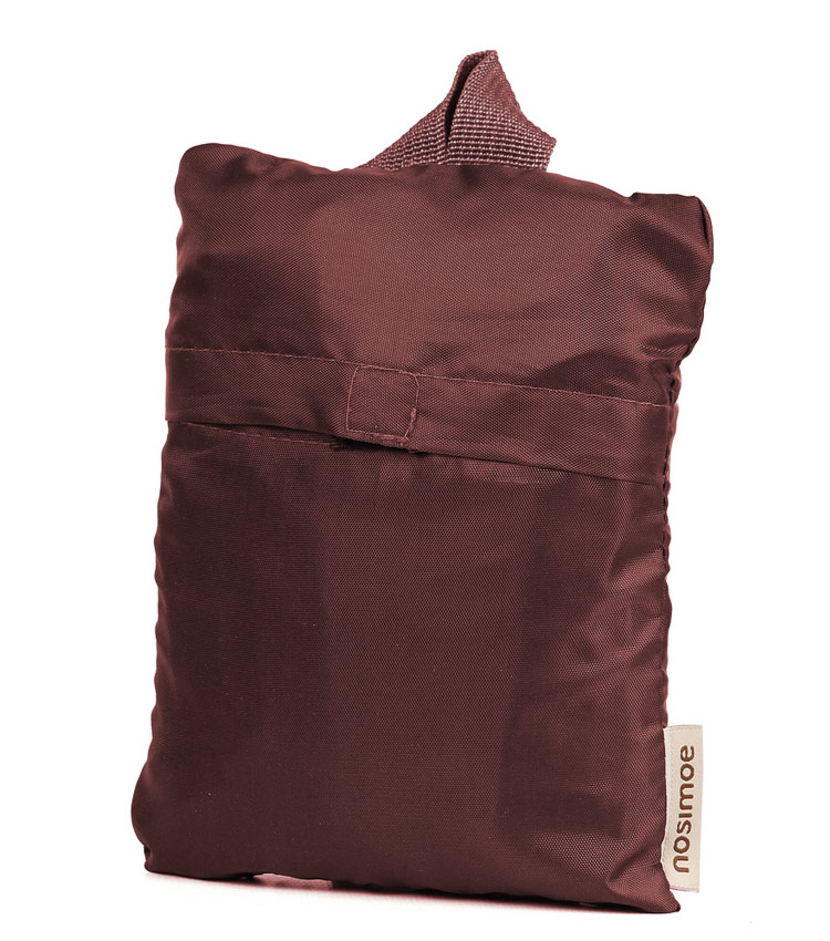 Рюкзак складной NOSIMOE 009D - бордо