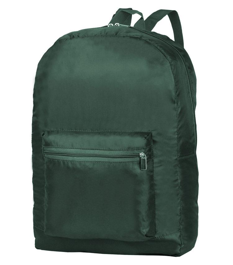 Рюкзак складной NOSIMOE 009D - зеленый