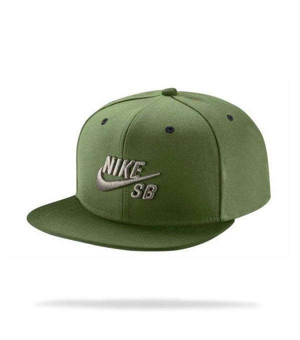 Бейсболка Nike True SB-FUTURA green