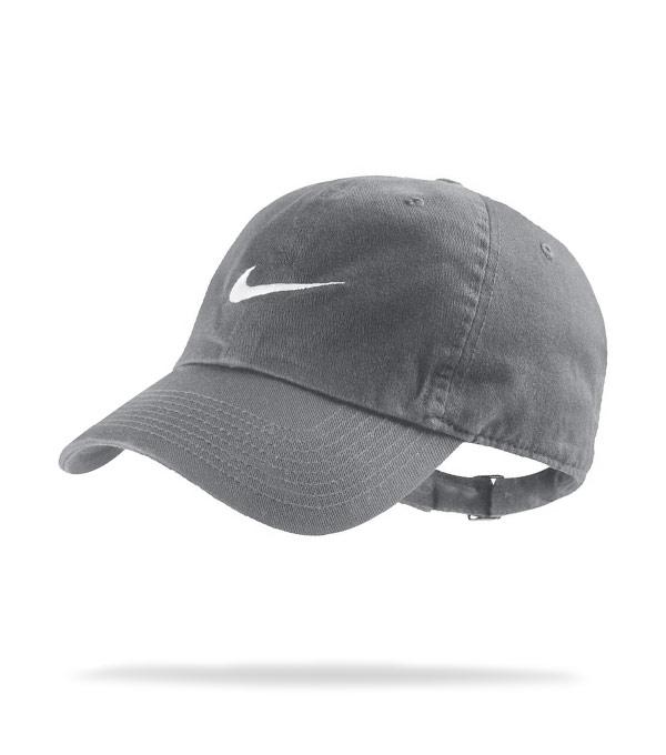 Бейсболка Nike Heritage86 grey