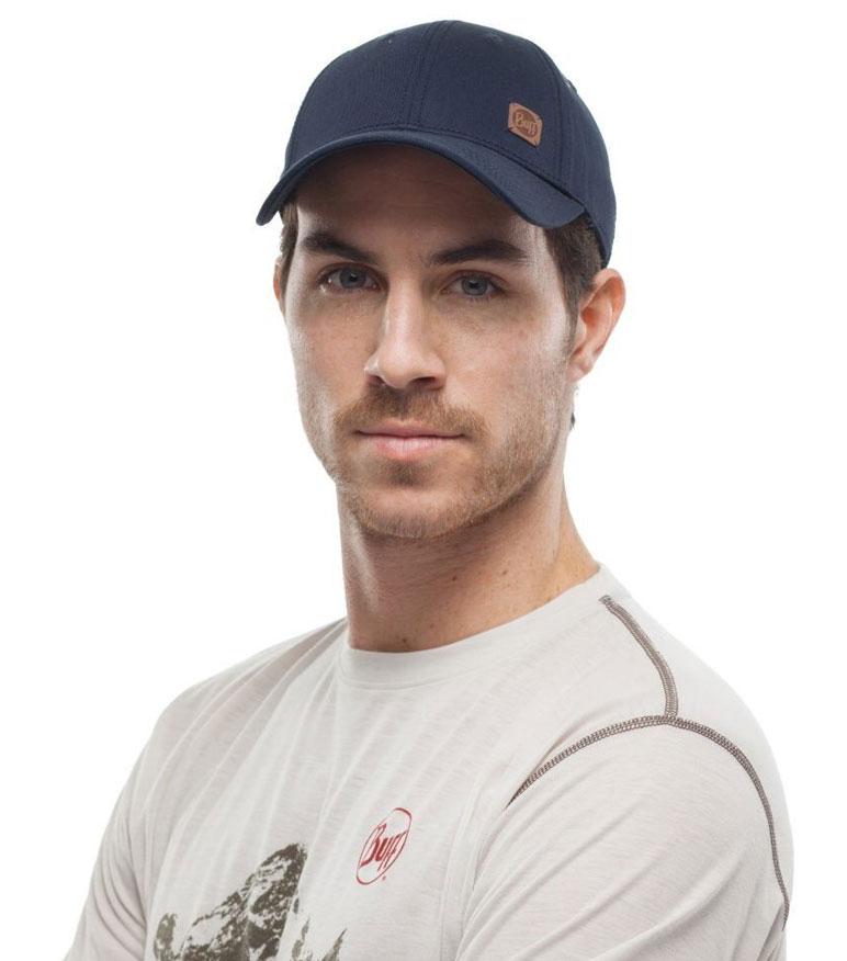Кепка бейсболка BUFF Baseball Cap Black