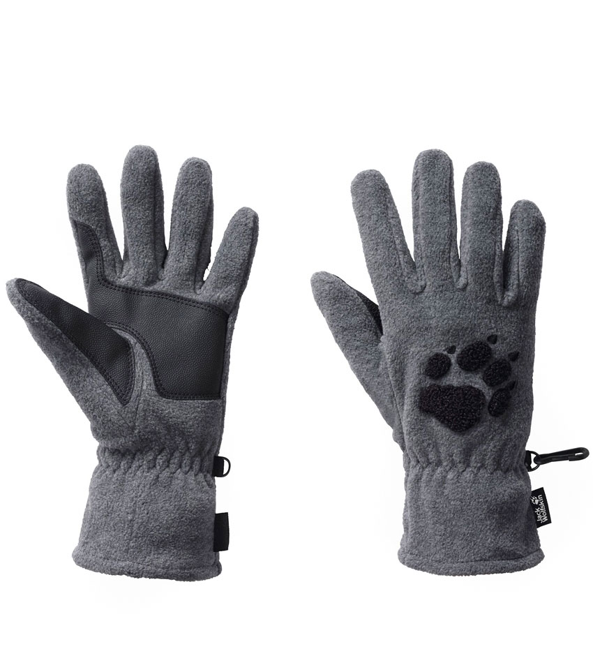 Перчатки Jack Wolfskin PAW GLOVES (L) Grey Heather
