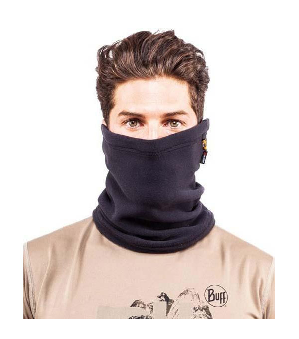 Шарф Buff Polar Neckwarmer solid navy