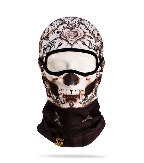 Балаклава PRIMO Аlpha Crime-Skull