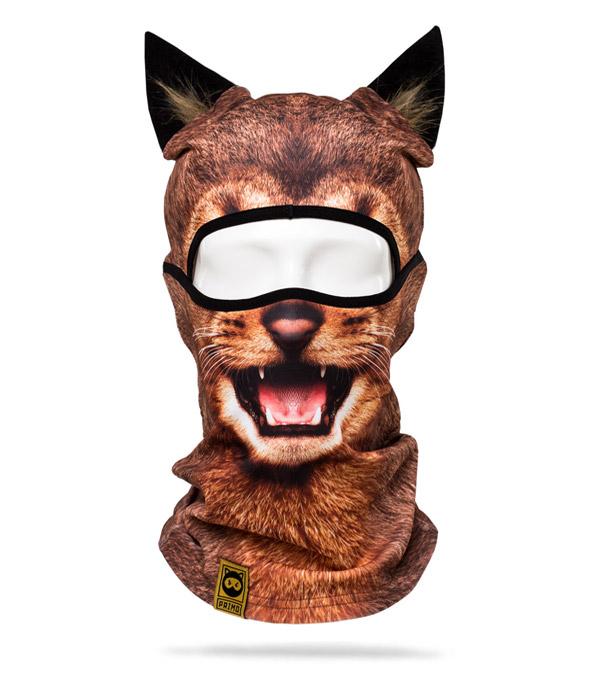 Балаклава PRIMO Alpha Beast Wild-Cat