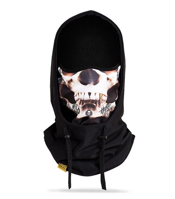 Балаклава-капюшон PRIMO Cowl Crime-Skull