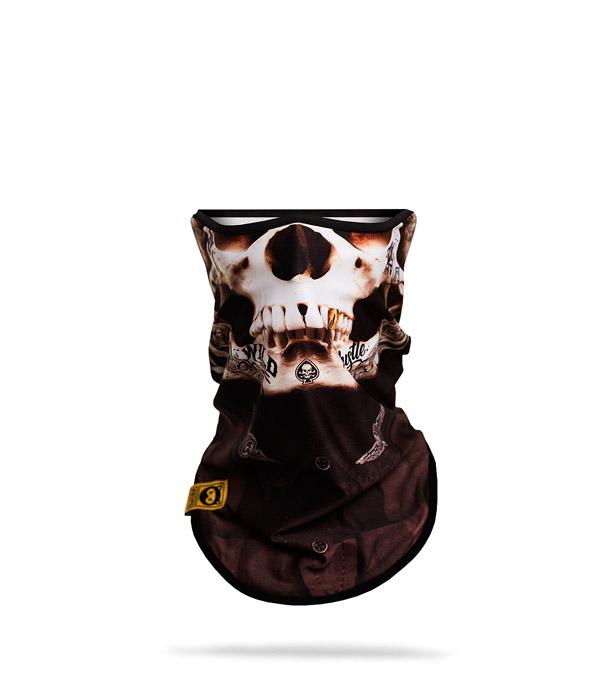 Бандана-шарф PRIMO Original Crime skull