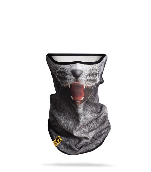 Бандана-шарф PRIMO Original Gray-Cat