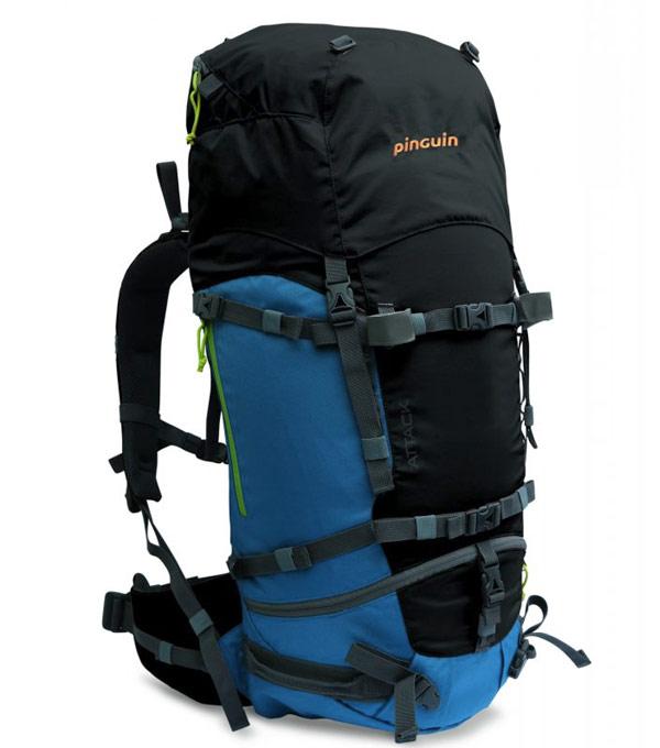 Туристический рюкзак Pinguin Attack-45 black