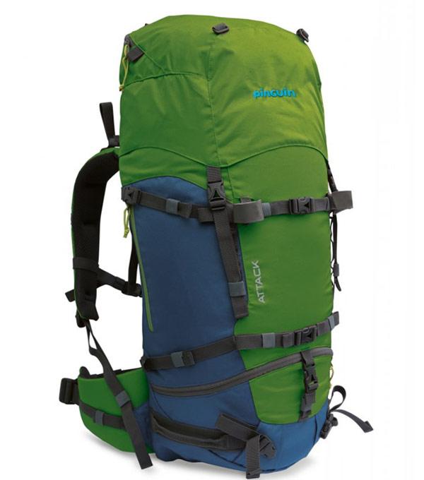 Туристический рюкзак Pinguin Attack-45 green