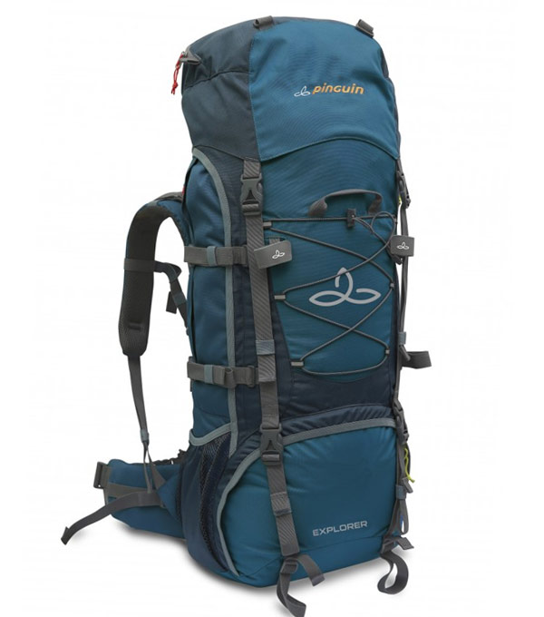 Туристический рюкзак Pinguin explorer-75 blue