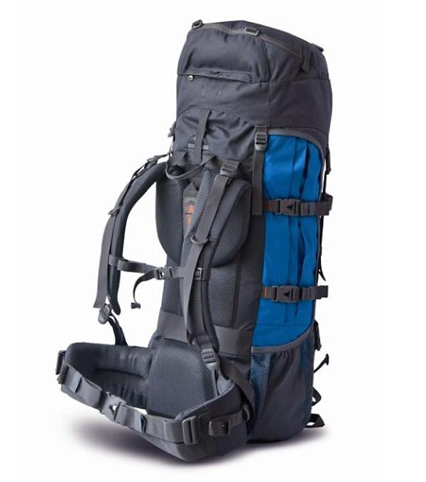 Туристический рюкзак Pinguin Explorer 100 blue