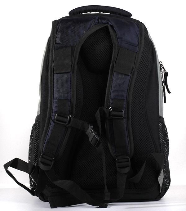 Школьный рюкзак Polar 1371 синий