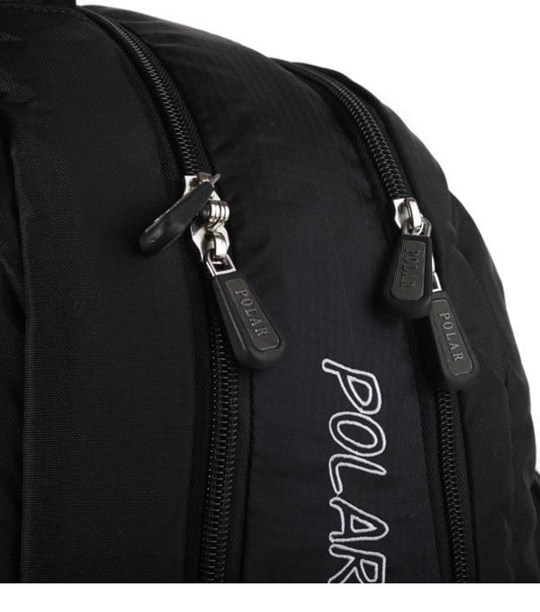 Школьный рюкзак Polar 222 черный