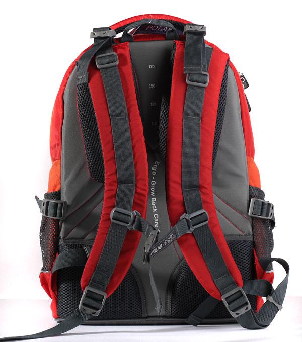Школьный рюкзак Polar 221 оранжевый