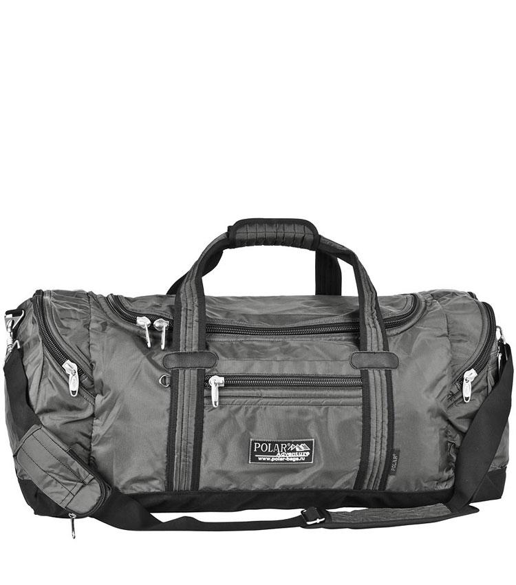 Спортивная сумка Polar В808 grey