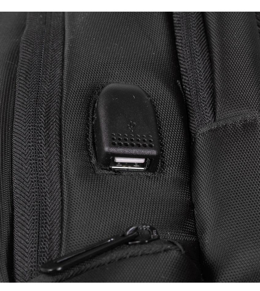 Рюкзак Polar 3140 black