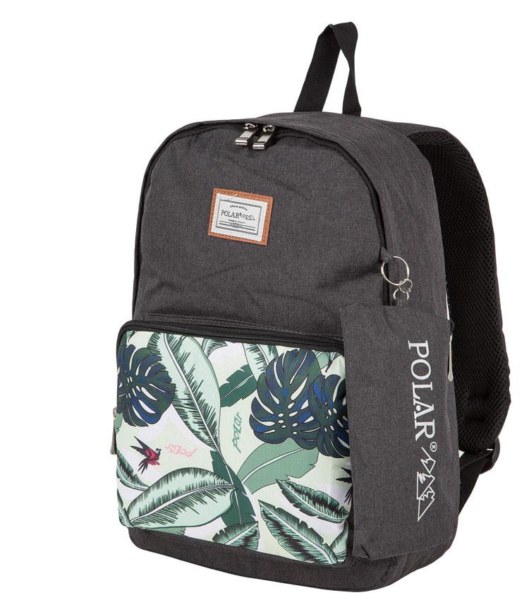 Рюкзак Polar 0056 black