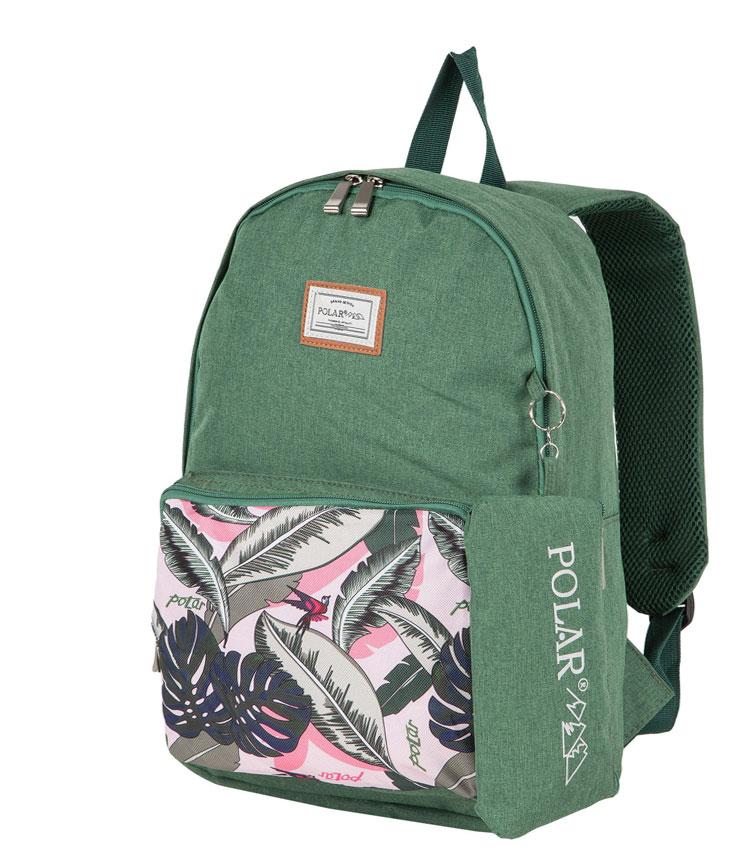Рюкзак Polar 0056 green