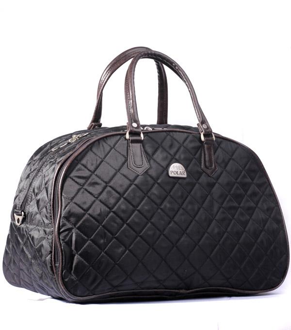 Дорожная сумка Polar 7049 black
