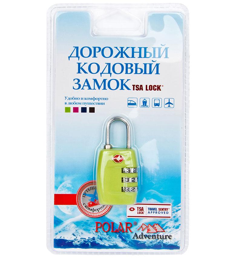 Кодовый замок Polar 800717 green