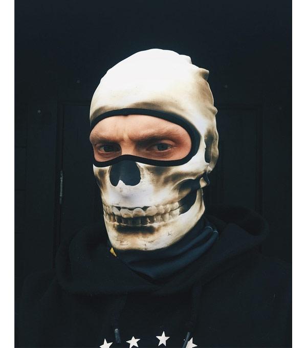 Балаклава PRIMO Mark Skull