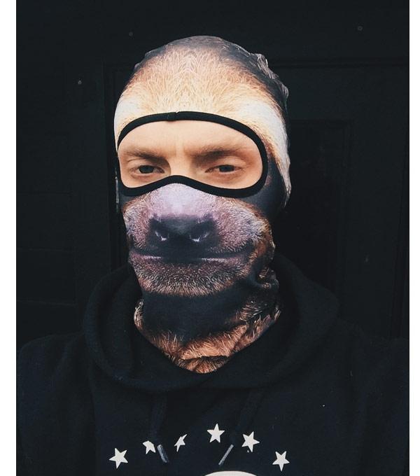 Балаклава PRIMO Mark Sloth
