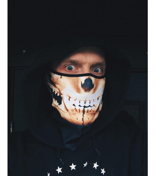 Бандана-шарф PRIMO Original Animal-Skull