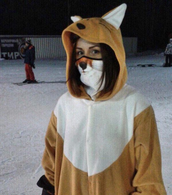 Бандана-шарф PRIMO Original Fox