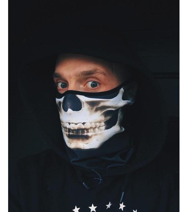 Бандана-шарф PRIMO Original Skull