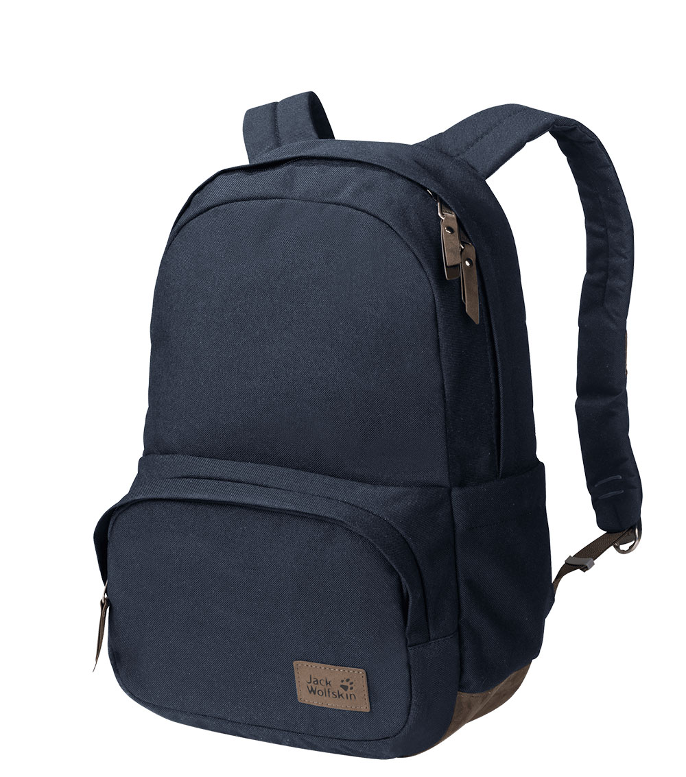 Рюкзак Jack Wolfskin Queensbury Night Blue