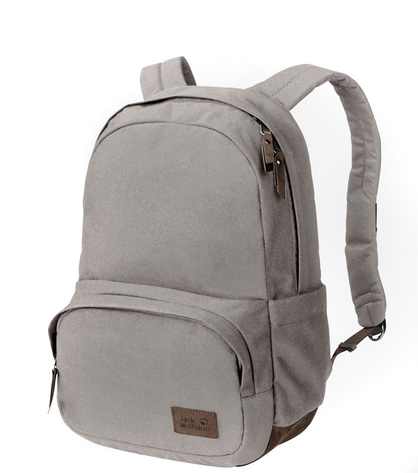 Рюкзак Jack Wolfskin Queensbury Clay Grey