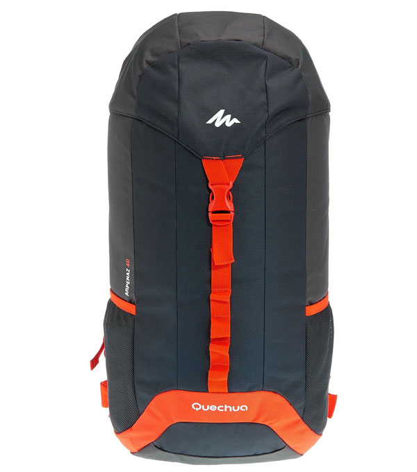 Рюкзак Quechua Arpenaz 40 L black