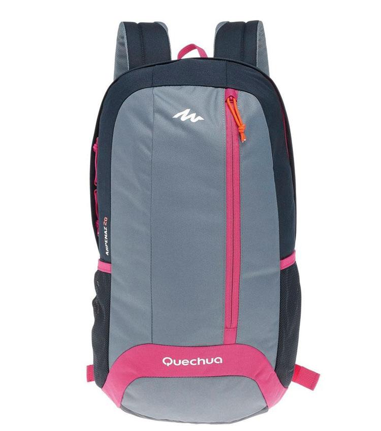 Рюкзак Quechua Arpenaz 20 L grey-pink
