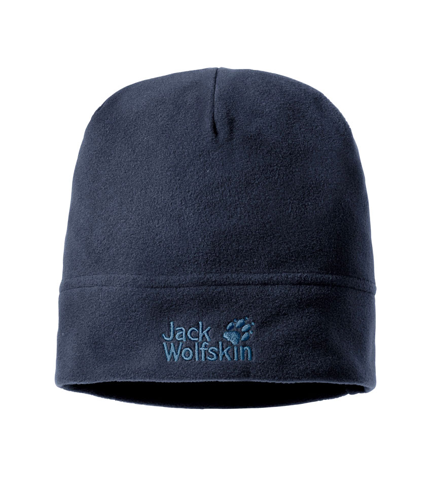 Шапка Jack Wolfskin REAL STUFF Night Blue